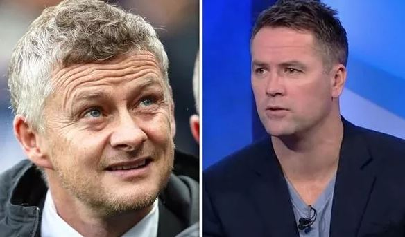 Michael Owen says only three players in Man Utd starting XI are good enough - Bóng Đá