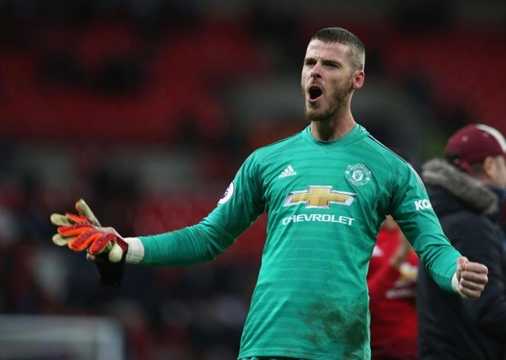 Man Utd's David De Gea tells friends he wants to finish career at Old Trafford - Bóng Đá