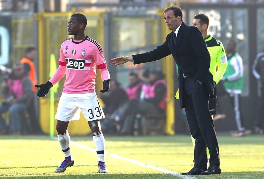 Massimiliano Allegri wants Patrice Evra on his coaching staff at Manchester United if he replaces Ole Gunnar Solskjaer - Bóng Đá