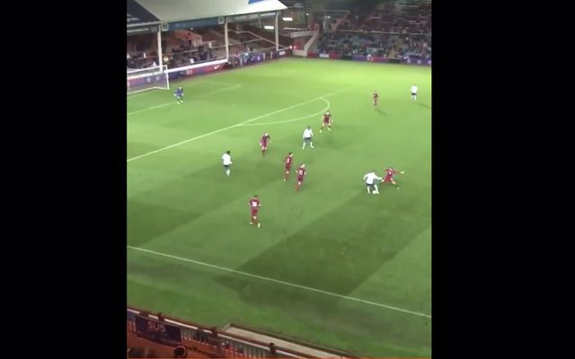 Video: 'Like Bale' – These Manchester United fans on Williams' stunning run for England Under-20s - Bóng Đá
