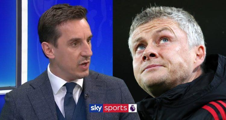 Gary Neville makes morbid Liverpool and Manchester United comparison - Bóng Đá