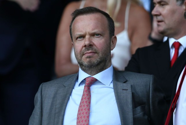 Ed Woodward backs Ole Gunnar Solskjaer in defiant message against Manchester United's critics - Bóng Đá