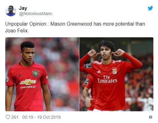 Man United fans react to Mason Greenwood signing a new contract - Bóng Đá