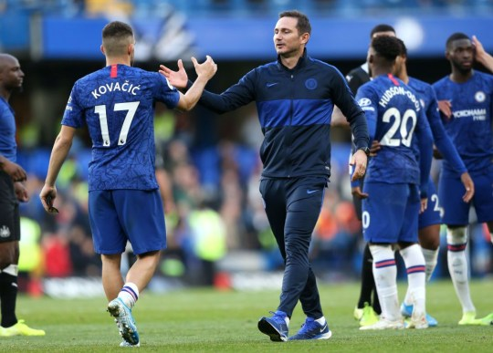 Frank Lampard reserves special praise for 'outstanding' Mateo Kovacic after Chelsea beat Newcastle - Bóng Đá