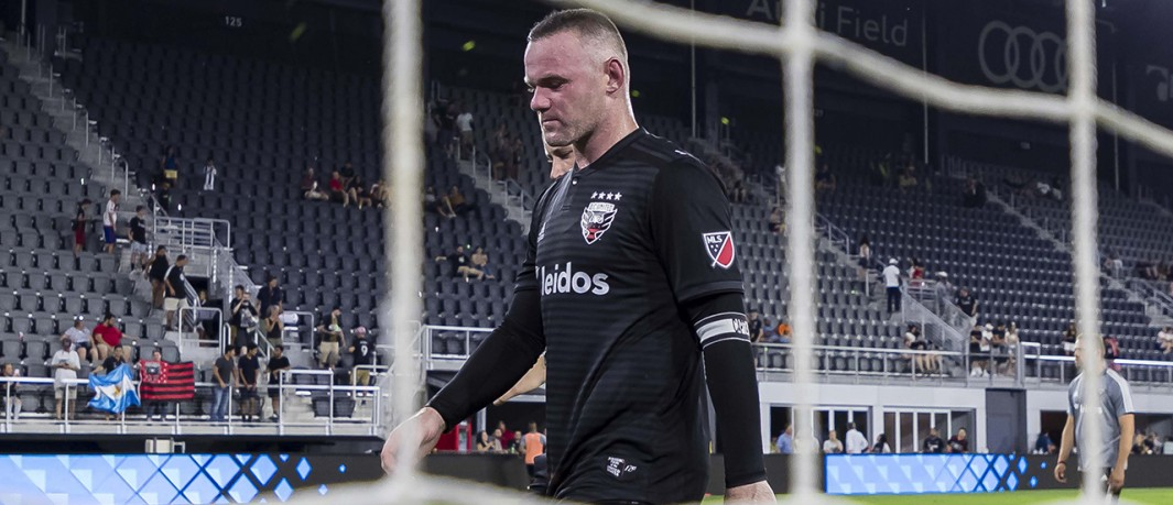 Wayne Rooney departs MLS as DC United go down to Toronto in playoffs - Bóng Đá