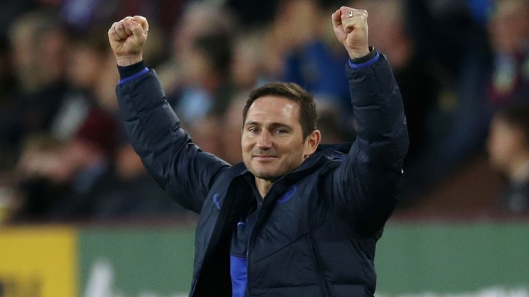 Frank Lampard describes two Chelsea players as 'game changers' ahead of Man Utd clash - Bóng Đá