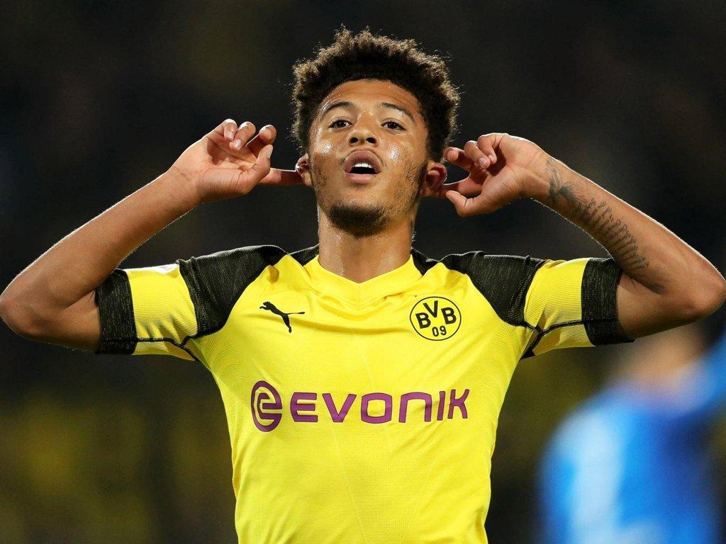 Dortmund Start To Identify Replacements For Liverpool and Man Utd Linked Jadon Sancho - Bóng Đá