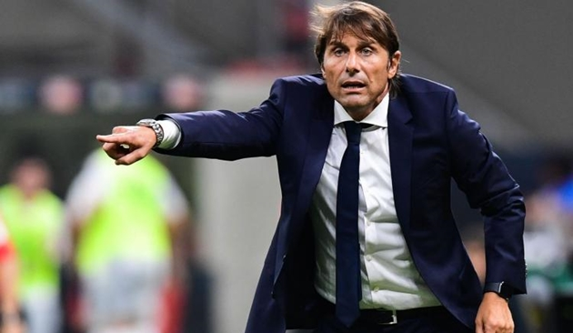 Man Utd fans hail Antonio Conte over Inter's interest in signing Nemanja Matic - Bóng Đá