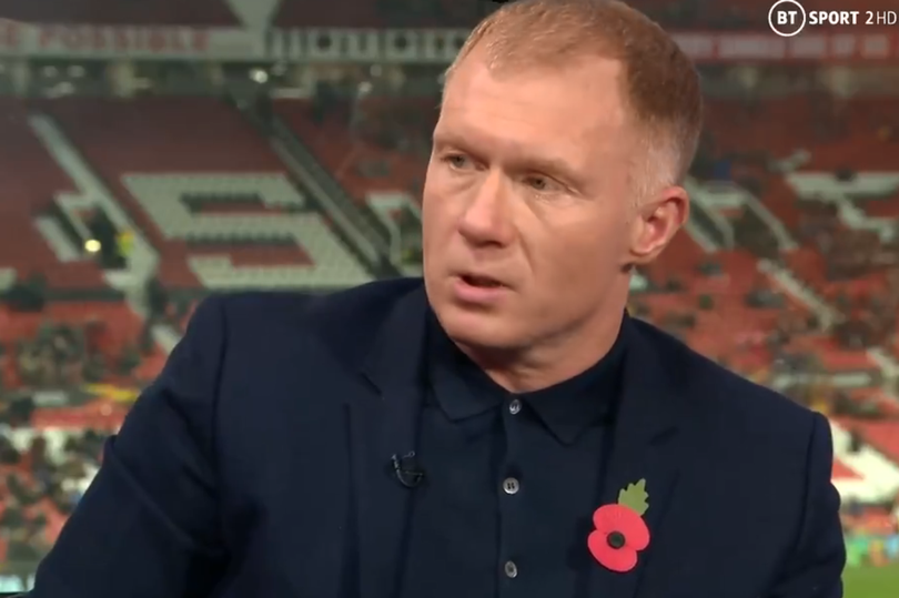 Paul Scholes picks best current Manchester United starting XI - Bóng Đá