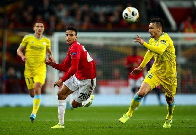 Paul Scholes picks best current Manchester United starting XI - Bóng Đá