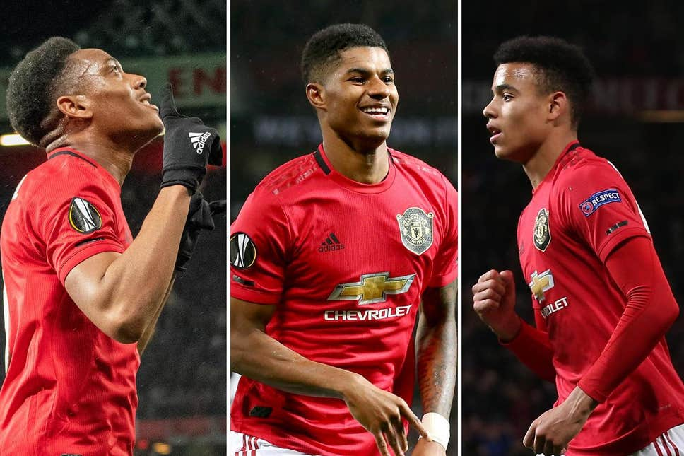 Paul Scholes claims Mason Greenwood will become a better goalscorer than Marcus Rashford for Manchester United - Bóng Đá