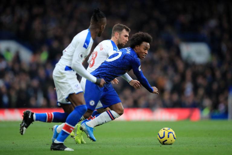 Chelsea fans praise Willian performance against Crystal Palace - Bóng Đá