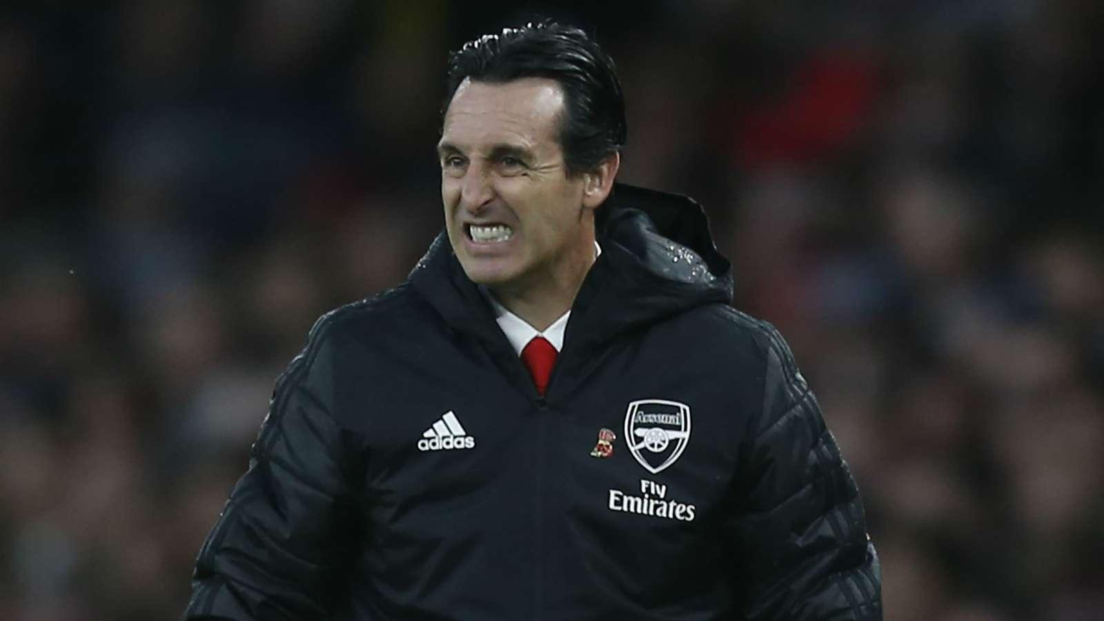 'It's not getting better!' - Arsenal need to sack Unai Emery, says club legend Ian Wright - Bóng Đá