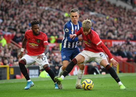 Brandon Williams is becoming 'hard to leave out' says Man Utd boss Ole Gunnar Solskjaer - Bóng Đá