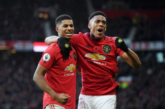 Anthony Martial return has given Man Utd a focal point, says Daniel James - Bóng Đá