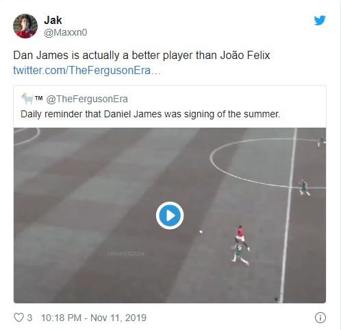 Manchester United: Fans laud Daniel James after comparison with Arsenal's Nicolas Pepe - Bóng Đá