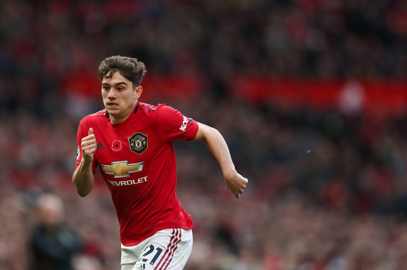 Manchester United's fastest player this season revealed - and it's not Daniel James - Bóng Đá
