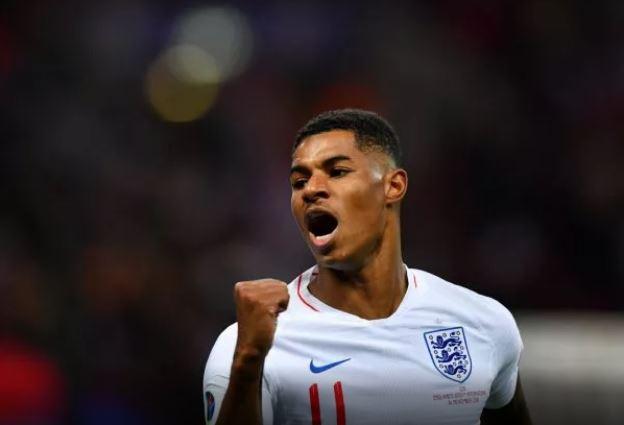 Manchester United: Fans praise Marcus Rashford after his goal for England - Bóng Đá