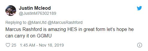 "Manchester United: Fans praise Marcus Rashford after ""amazing"" finish for England - Bóng Đá"