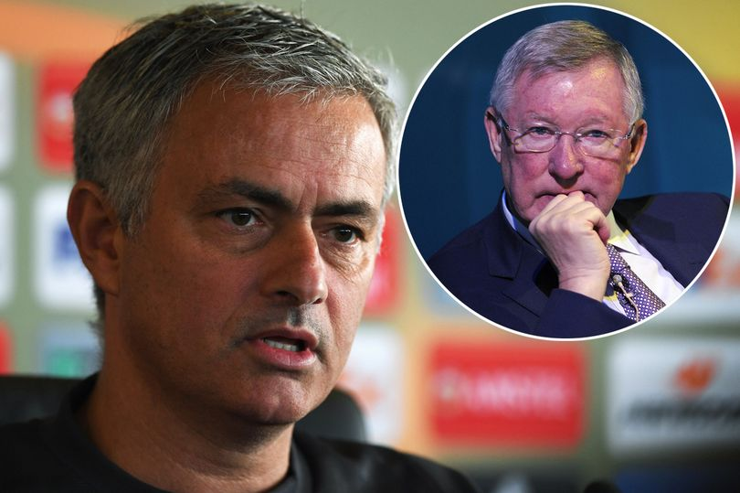 The Sir Alex Ferguson comparison with Jose Mourinho that Spurs fans will love - Bóng Đá