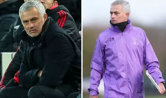 Jose Mourinho backed to change one thing he did at Man Utd during Tottenham tenure - Bóng Đá