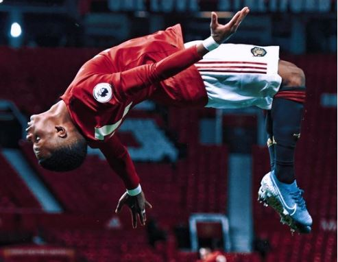 Manchester United fans react to Largie Ramazani's under-23 performance - Bóng Đá
