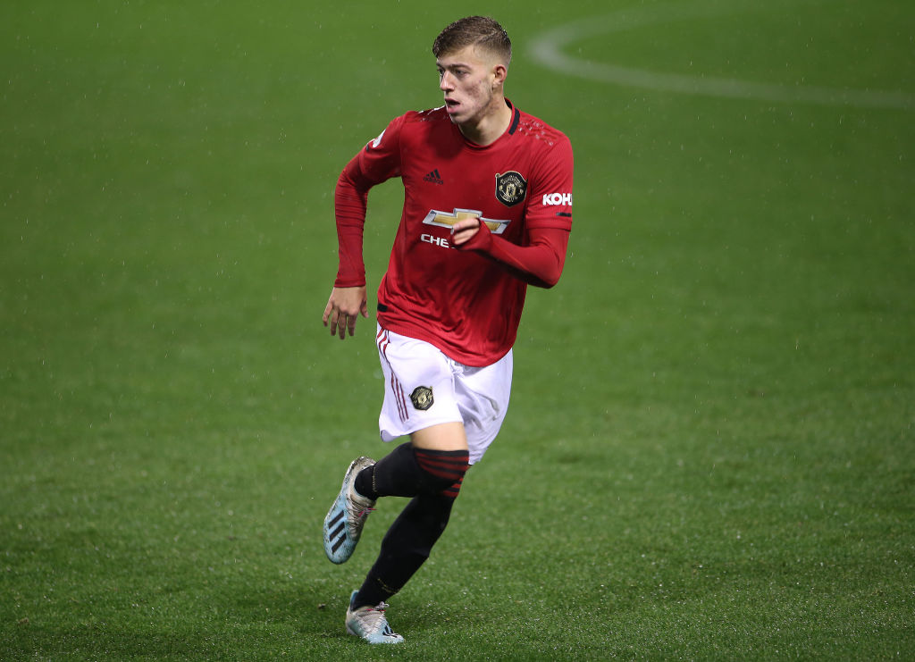 Five Manchester United youngsters who impressed in Under-23 win - Bóng Đá