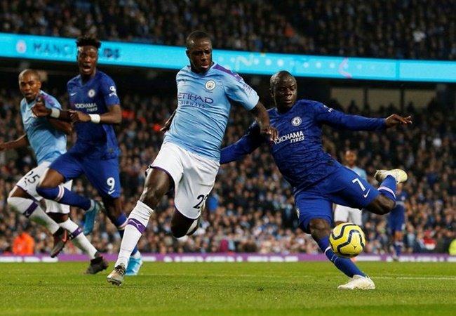 Chelsea fans amazed by N'Golo Kante performance against Manchester City - Bóng Đá