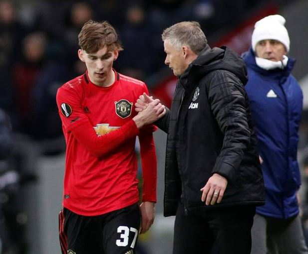 Solskjaer takes positives in Astana defeat 'Some fantastic performances by the three young lads - - Bóng Đá