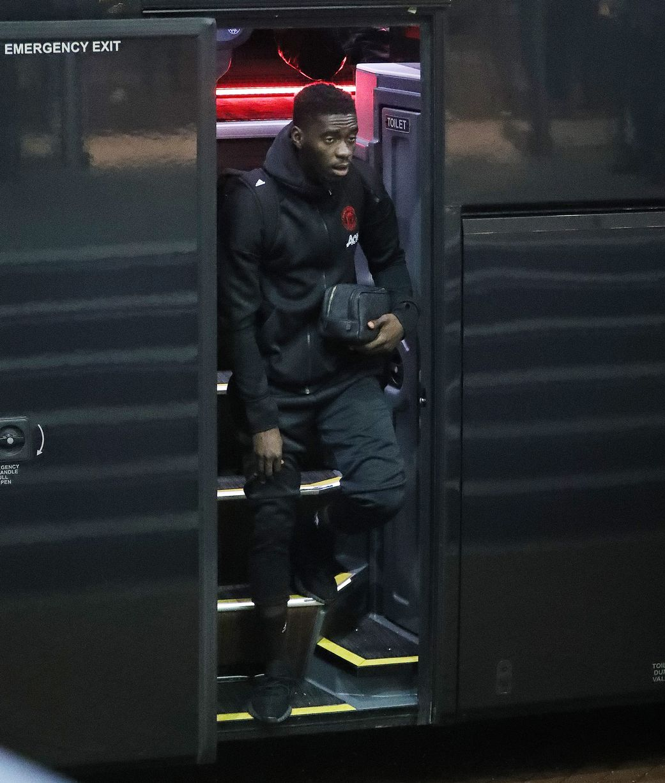 Manchester United squad vs Aston Villa revealed - ẢNh - Bóng Đá