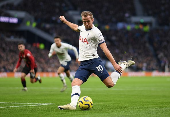 Opinion: Combined Tottenham Hotspur and Man United XI - Bóng Đá