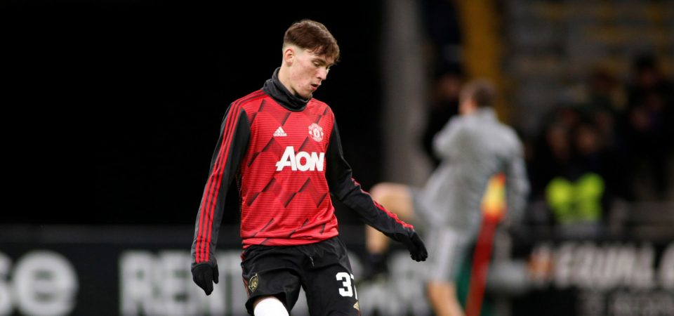 Manchester United youngsters Mason Greenwood and Brandon Williams leading the way for new class, says academy boss Nicky Butt - Bóng Đá