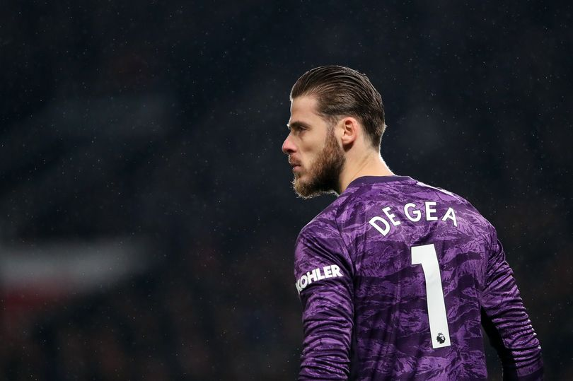 David de Gea sends Man City warning after Manchester United beat Tottenham - Bóng Đá
