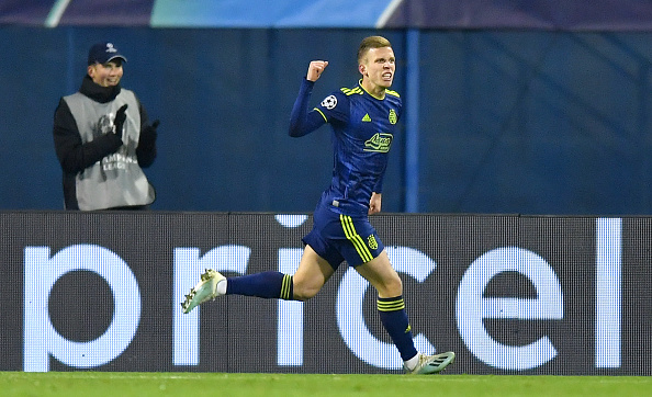 United fans call for Dani Olmo move after volley against City - Bóng Đá