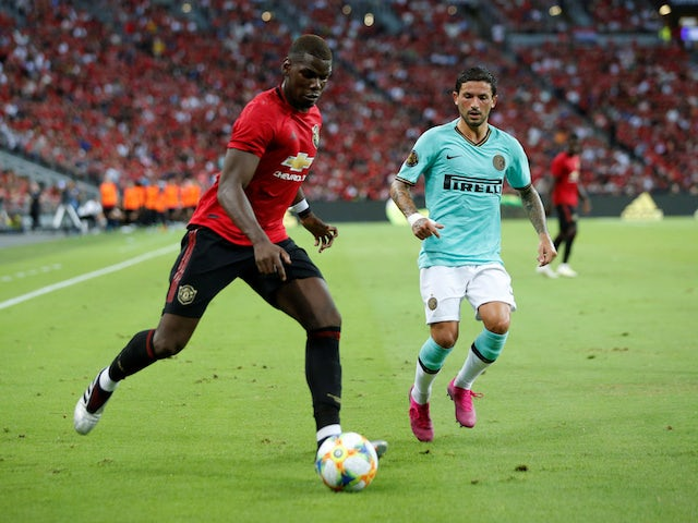 'We have no intention of operating on the market': Juventus chief rules out making January transfer move for Manchester United star Paul Pogba - Bóng Đá