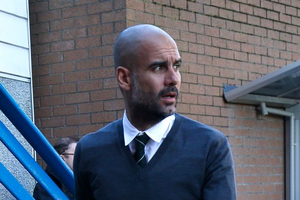Pep Guardiola's Man City 'break clause' that could see him leave in the summer - Bóng Đá