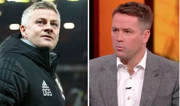 Michael Owen not happy with Ole Gunnar Solskjaer and Man Utd - 'They can't play like that' - Bóng Đá