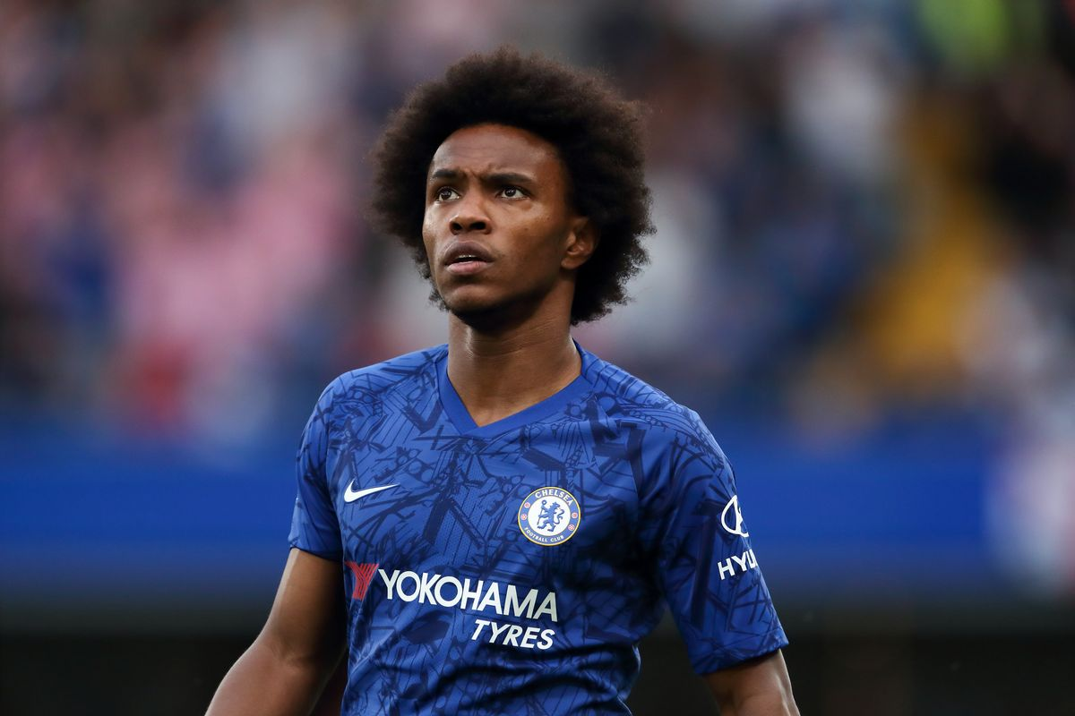Chelsea fans rip into Willian on Twitter - Bóng Đá