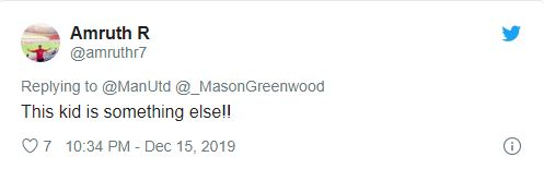 Manchester United: Loads of fans go crazy over Mason Greenwood after goal vs Everton - Bóng Đá