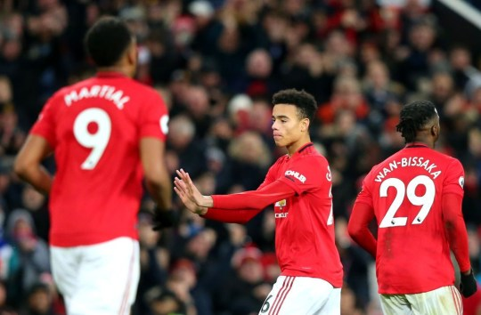 Ryan Giggs thinks Mason Greenwood could soon take place of key Man Utd forward - Bóng Đá