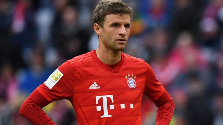 Bayern Munich's Thomas Muller says Chelsea are 'not performing' after Champions League draw - Bóng Đá