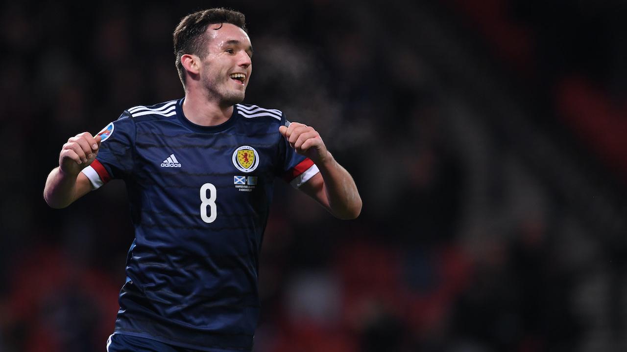 McGinn named 2019 Scotland Player of the Year - Bóng Đá
