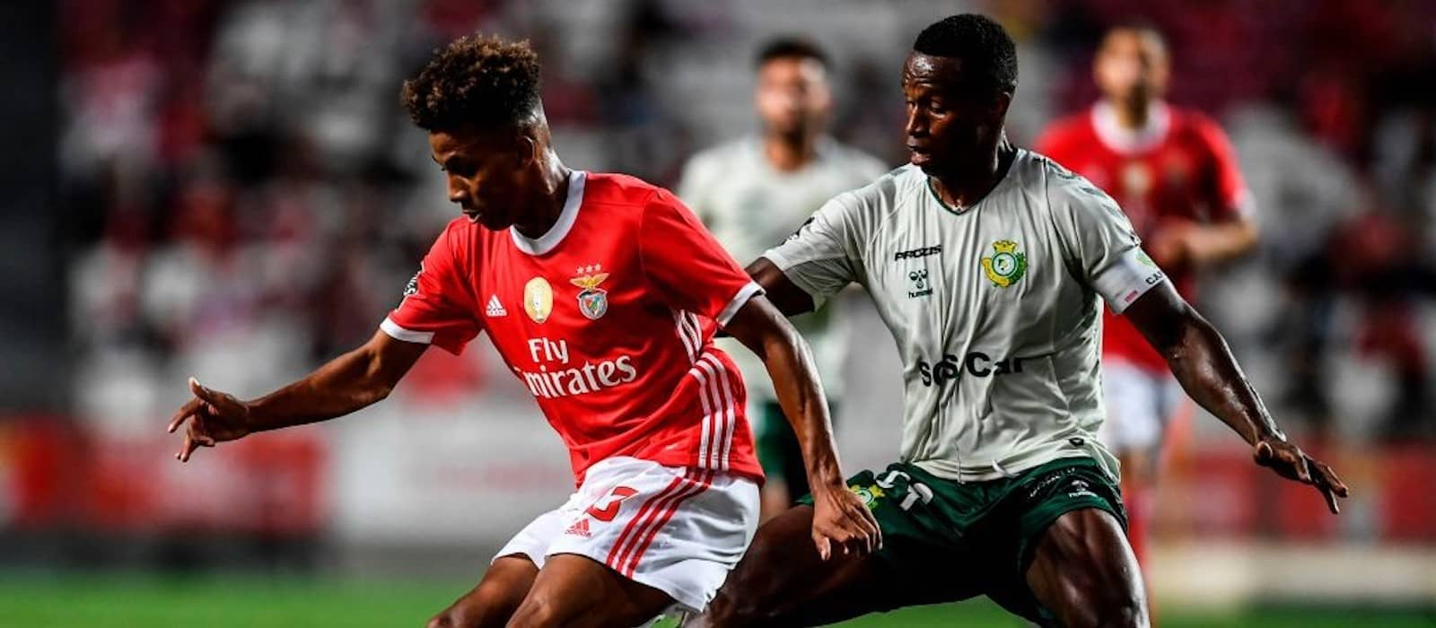 Manchester United could potentially have their Scott McTominay replacement ready in the shape of Benfica star Gedson Fernandes. - Bóng Đá