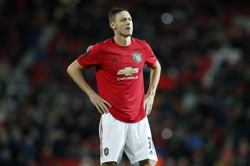Manchester United vs. Norwich City: Potential XI with Nemanja Matic in defence - Bóng Đá