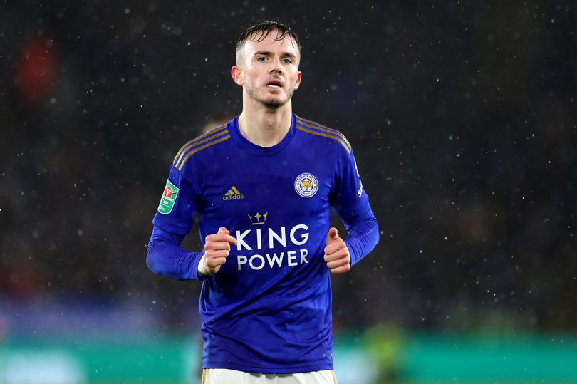 Leicester City provide fresh James Maddison transfer update amid Manchester United interest - Bóng Đá