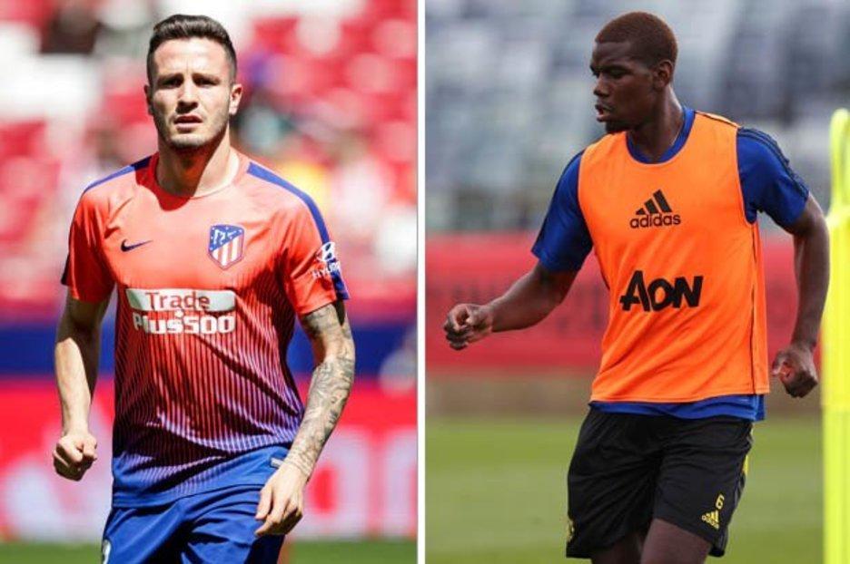 Saul Niguez 'is of interest to Manchester United' - Bóng Đá