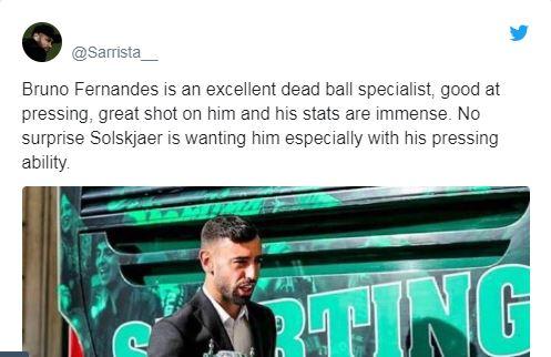 Fan MU react Bruno Fernandes - Bóng Đá