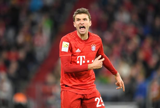 Bayern Munich's Thomas Muller hints at summer transfer after Man Utd links - Bóng Đá