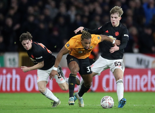 United set to be without seven players for Wolves FA Cup replay - Bóng Đá