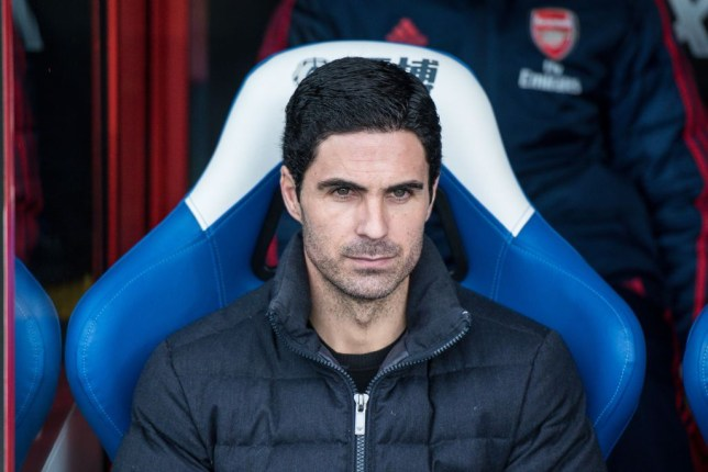 Arsenal to pursue maximum two loan signings in January as Mikel Arteta is happy with squad Soumare Stones  - Bóng Đá